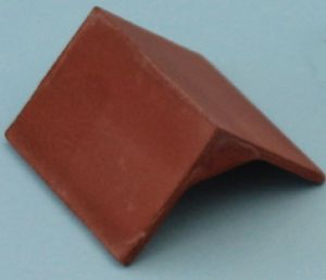 Traditional Ridge Tiles - 1/24th Scale - Large